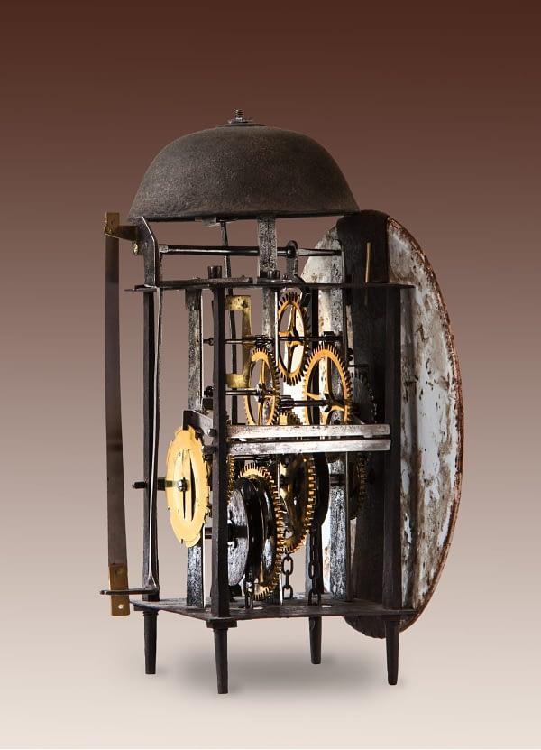 Normandische lantaarnklok